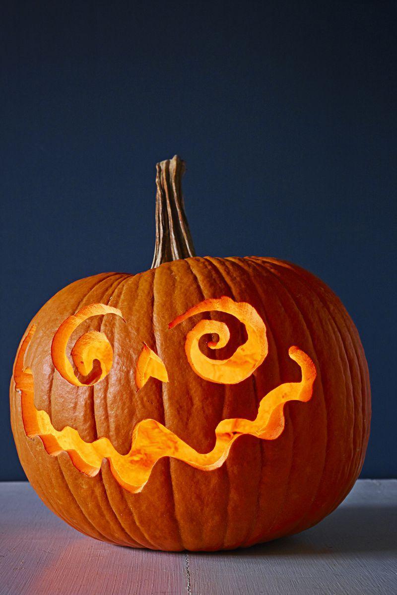 Őrült halloween-i tök