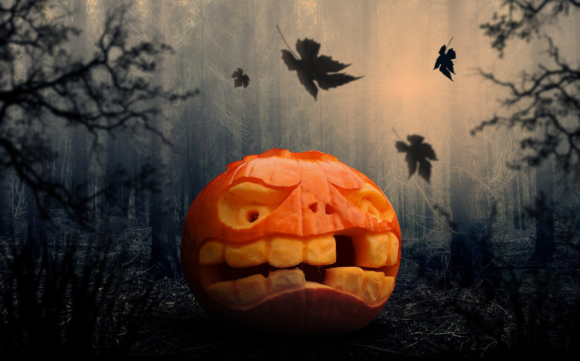 Halloween napja