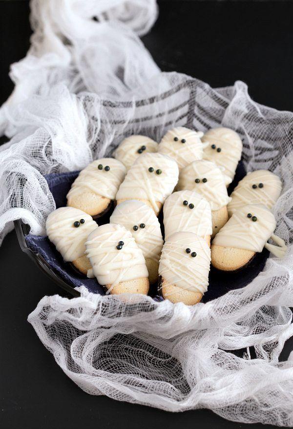 Kis Múmia sütik
