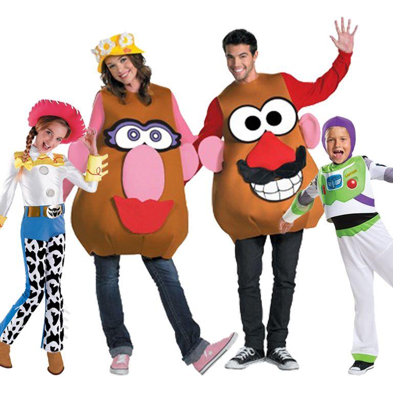 'Toy Story' karakterek-halloweenkor.hu