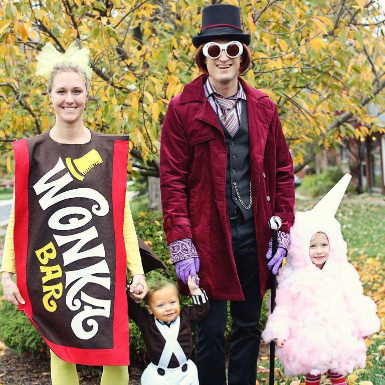 Willy Wonka jelmez