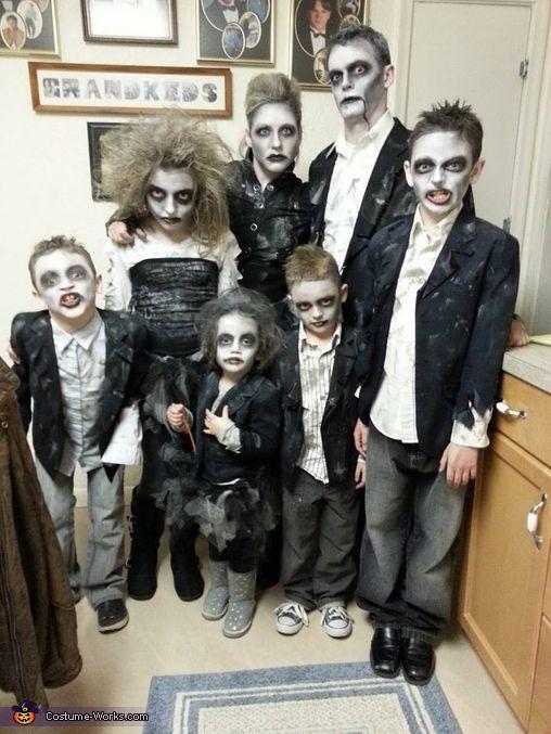 Zombi család